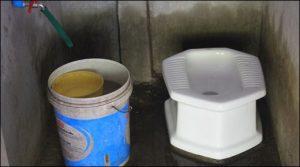 タイ、トイレ、和式