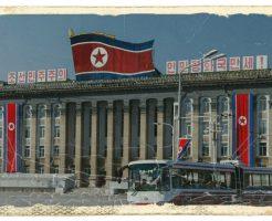 北朝鮮、建物