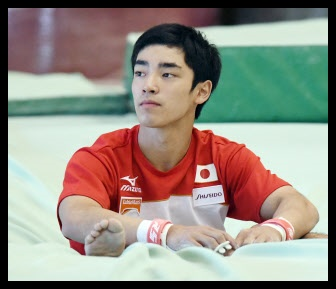 白井健三の父は体操教室のコーチ?兄弟の名前や年齢は?イケメンと話題!