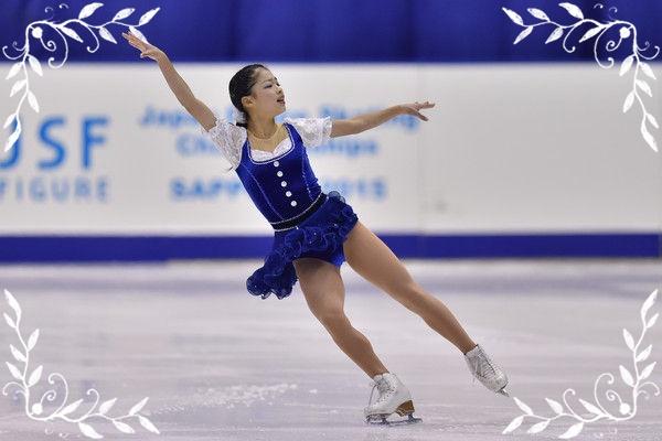 横井ゆは菜のコーチが4人?【画像】振付師は鈴木明子?妹もスケート選手