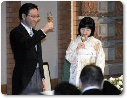 黒田清子が別居中で離婚に?理由は子供が出来ない?夫婦仲や馴れ初め