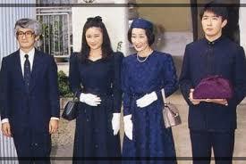 紀子様の家族