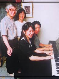 紀子様と家族,ピアノ