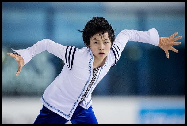 島田高志郎の父は愛媛銀行員?兄弟もスケートを?実家もお金持ち【画像】