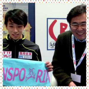 須本光希と大西コーチ