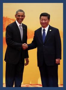 オバマ大統領と習近平