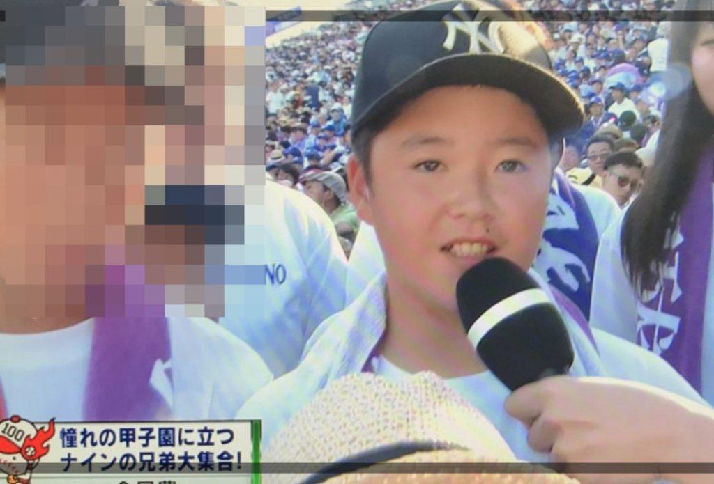 吉田輝星の弟の野球の実力がすごいし可愛い【画像】名前や年齢は?