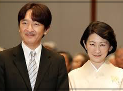 秋篠宮様夫妻